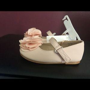Other - Infant light pink dress shoes 4-5